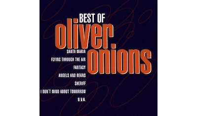 Musik-CD »Best Of / Oliver Onions« kaufen