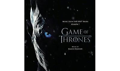 Musik-CD »Game of Thrones (Music from the HBO Series-Vol.7) / Djawadi,Ramin« kaufen