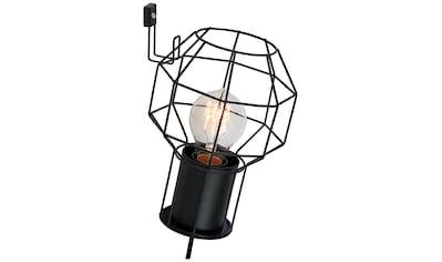 Brilliant Leuchten Siza Wandleuchte Zuleitung schwarz kaufen