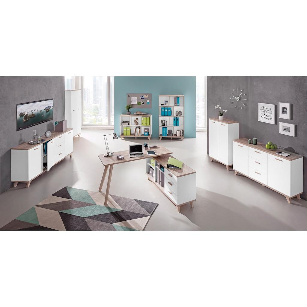 GERMANIA Eckschreibtisch »Oslo«
