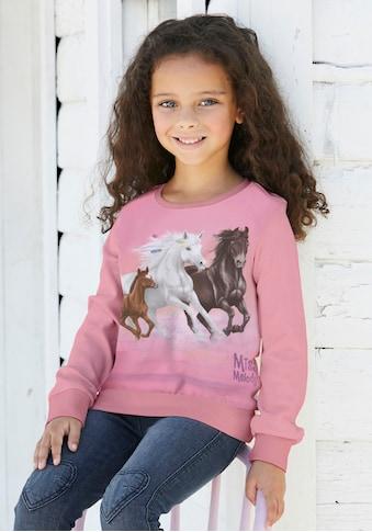 Miss Melody Longsweatshirt, für Pferdefreunde kaufen