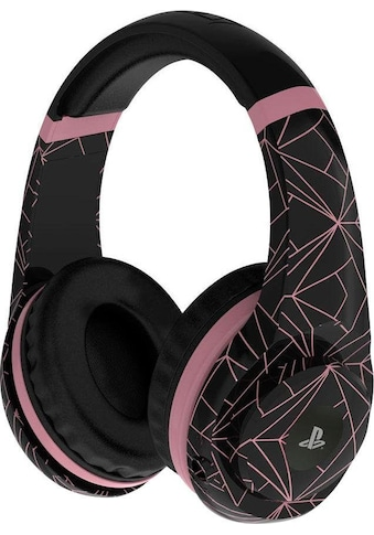 4Gamers Gaming-Headset »PRO4-70 Rose Gold Abstract Edition«, Mikrofon abnehmbar kaufen