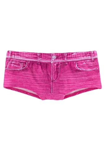 KangaROOS Bikini-Hotpants, in Jeans-Optik kaufen