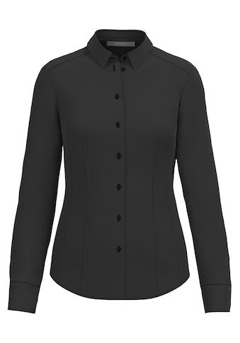 bianca Hemdbluse »SERINA«, klassische Bluse mit Manschette kaufen