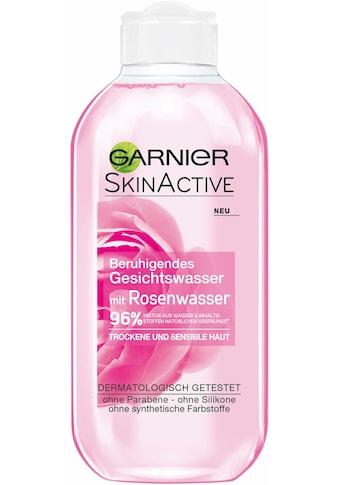 GARNIER Gesichtswasser »Skin Active Rose«, Mit Rosenwasser kaufen