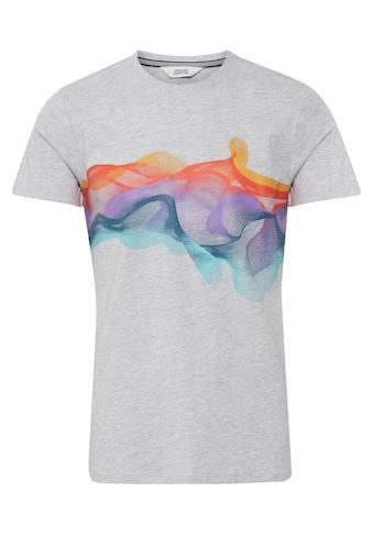 Solid Print-Shirt »Pedro«, T-Shirt mit Print kaufen