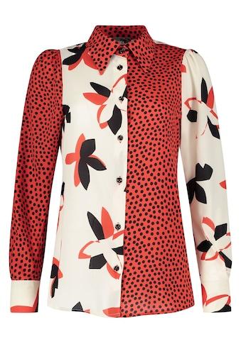 Nicowa Modisch gemusterte Bluse PIACOWA kaufen