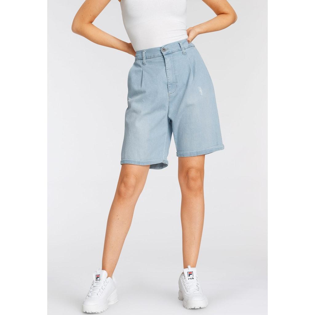 Please Jeans Jeansshorts »PL-DOFF«