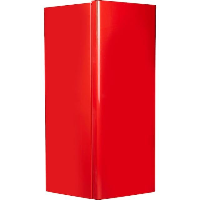 Hanseatic Kühlschrank, 128 cm hoch, 51,9 cm breit