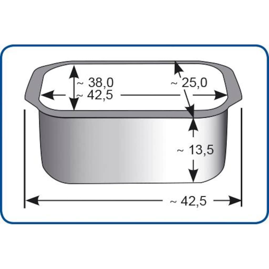 Elo Bräter »Alucast«, Aluminiumguss, (1 tlg.), 7 Liter, oval, Induktion