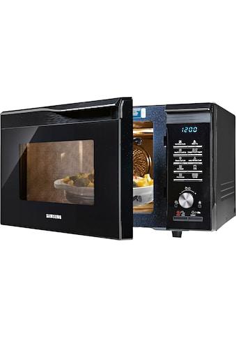 Samsung, Mikrowelle »MW6000 MC28M6055CK/EG«, Grill und Heißluft kaufen