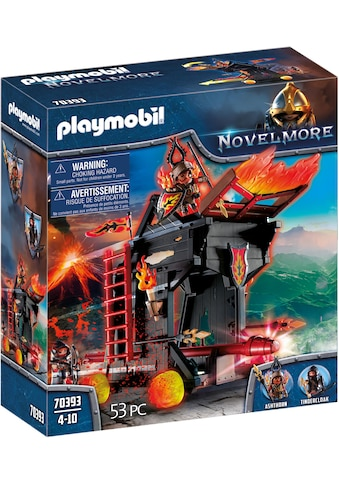 Playmobil® Konstruktions-Spielset »Burnham Raiders Feuerrammbock (70393), Novelmore«,... kaufen