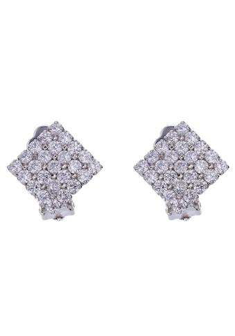 J.Jayz Paar Ohrclips »Quadrat« kaufen