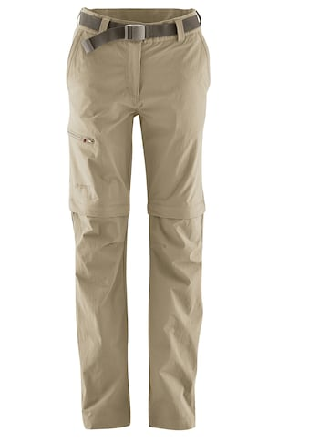 Maier Sports Funktionshose »Nata«, T-Zipp-Off Wanderhose atmungsaktiv und schnelltrocknend kaufen