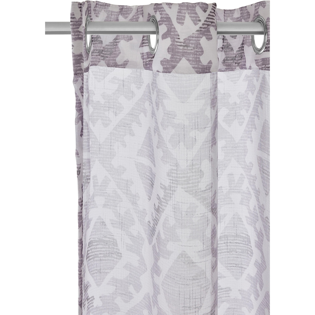 my home Vorhang »Nio«
