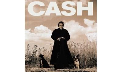 Musik-CD »American Recordings / Cash,Johnny« kaufen