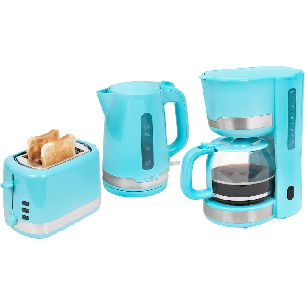exquisit Frühstücks-Set »FS 7101 pbl«