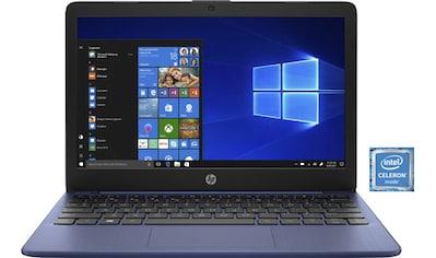 "HP Notebook »11-ak0022ng«, (29,5 cm/11,6 "" Intel Celeron UHD Graphics 600\r\n),... kaufen"
