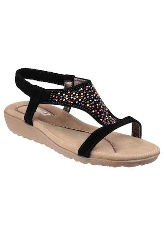 Divaz Sandale »Damen Nicosia elastische T - Bar« kaufen