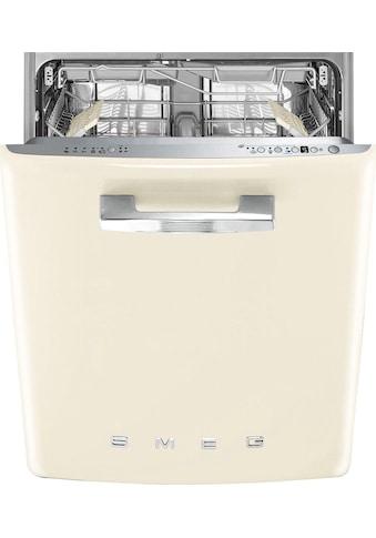 Smeg vollintegrierbarer Geschirrspüler »ST2FABCR2«, ST2FABCR2, 9 l, 13 Maßgedecke kaufen