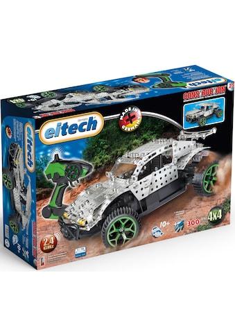 Eitech Modellbausatz »Desert Truck«, 1:18, Bausatz, Made in Germany kaufen