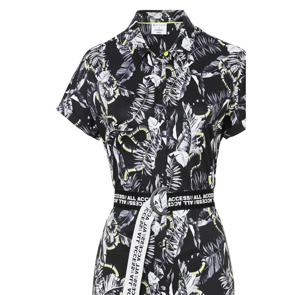Desoto Klassische Bluse
