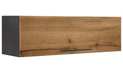 HELD MÖBEL Klapphängeschrank »Tulsa«, 110 cm breit, mit 1 Klappe, schwarzer Metallgriff, hochwertige MDF Front kaufen