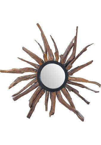 SIT Spiegel »Romanteaka«, aus recyceltem Altholz Teak, Shabby Chic, Vintage kaufen