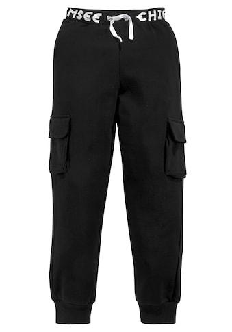 Chiemsee Sweatpants »mit großem Logo im Bund« kaufen