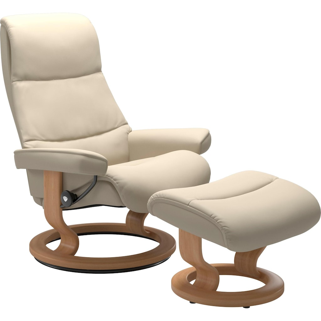 Stressless® Relaxsessel »View«, mit Classic Base, Größe L,Gestell Eiche