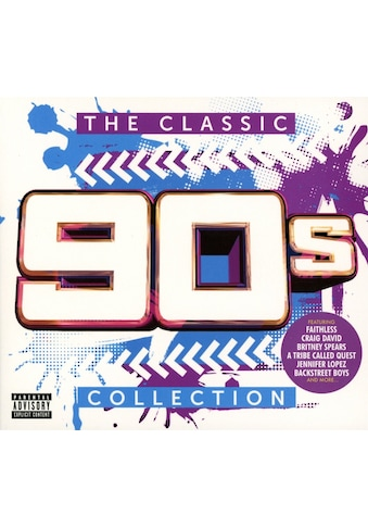 Musik-CD »The Classic 90s Collection / Various« kaufen
