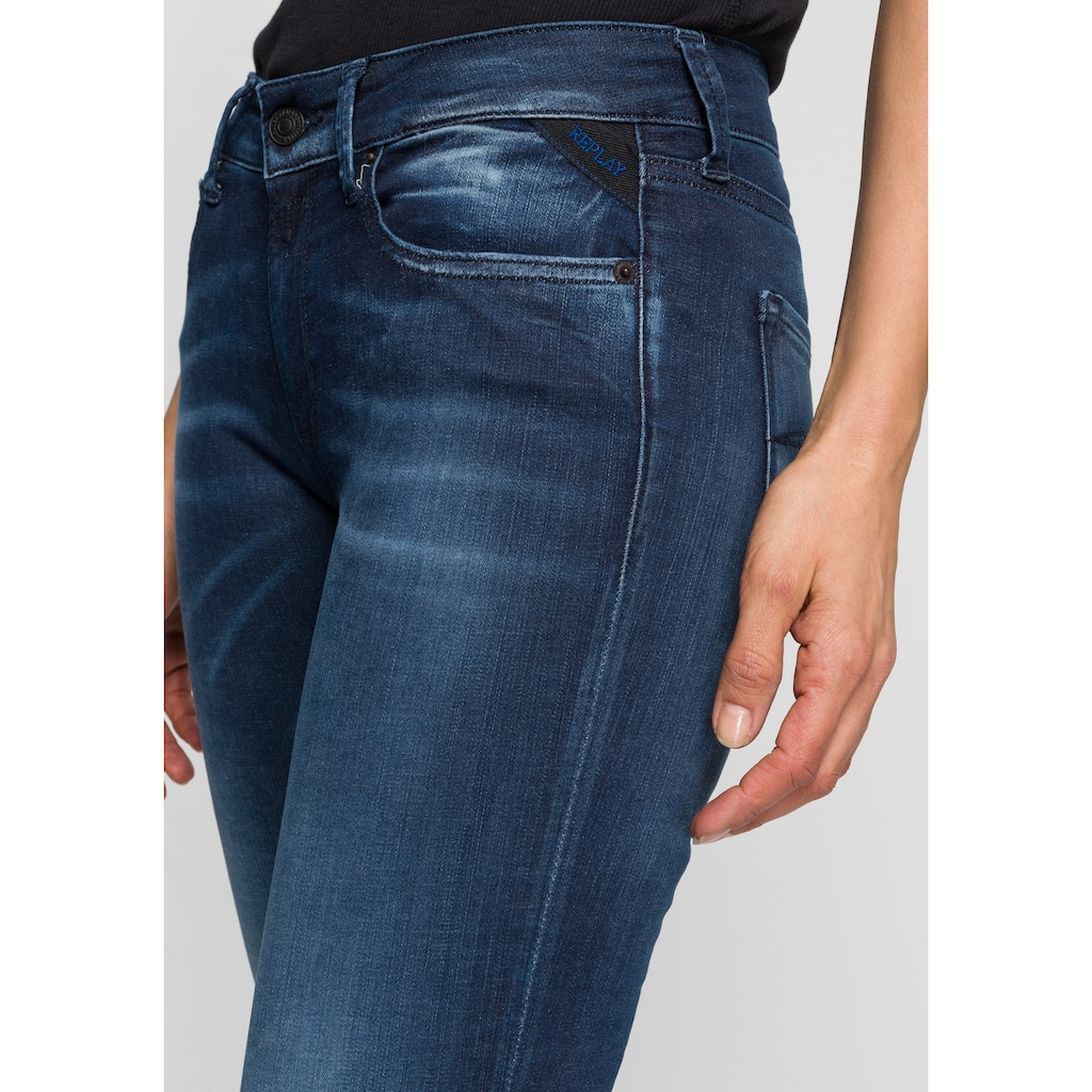 Replay Skinny-fit-Jeans, im Five-Pocket-Style