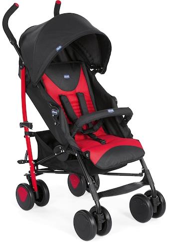 Chicco Kinder-Buggy »Echo, Scarlet«, mit Frontbügel kaufen