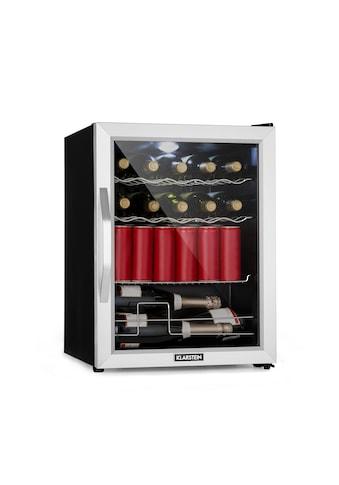 Klarstein Mix It Edition Kühlschrank LED 4 Metal kaufen