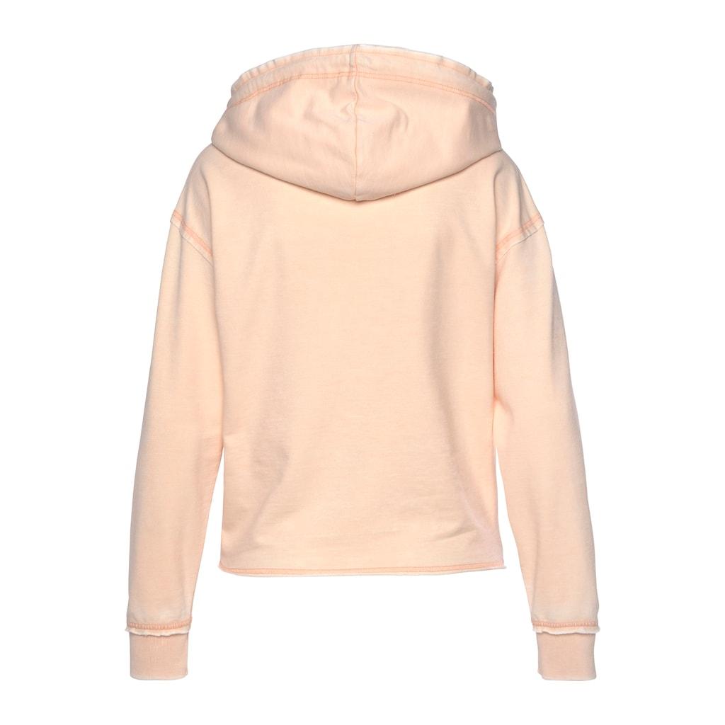 Herrlicher Sweatshirt »WINONA«, mit Statement Print