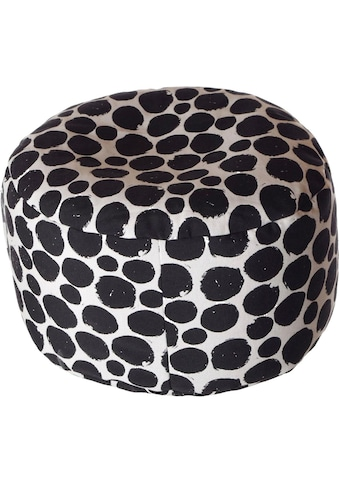 Home affaire Pouf »Punkte« kaufen
