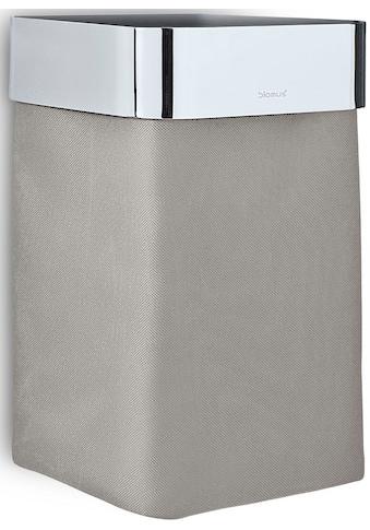 BLOMUS Handtuchkorb »Gästehandtuchkorb -NEXIO- poliert taupe« kaufen