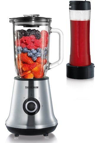 Severin Standmixer »Mix & Go SM 3737«, 500 W, Multimixer & Smoothie kaufen