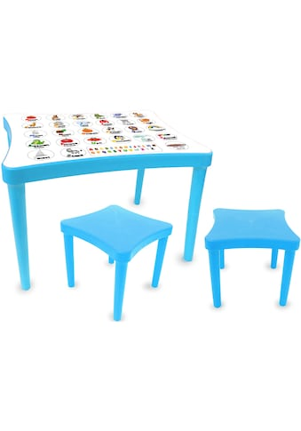 Jamara Kindersitzgruppe »Easy Learning, blau«, (3 tlg.) kaufen