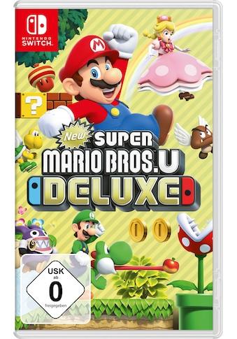 Nintendo Switch Spiel »New Super Mario Bros. U Deluxe«, Nintendo Switch kaufen