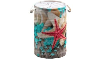 Sanilo Wäschekorb »Bath Salt«, 60 Liter, faltbar, mit Sichtschutz kaufen