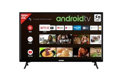 "Telefunken LED-Fernseher »XH32AJ600V«, 80 cm/32 "", HD-ready, Android TV kaufen"