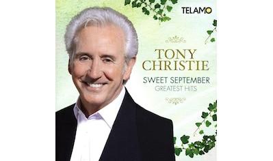 Musik-CD »Sweet September,Greatest Hits / Christie,Tony« kaufen