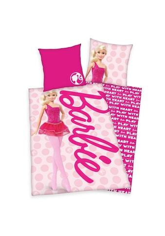 Barbie Kinderbettwäsche »Barbie« kaufen