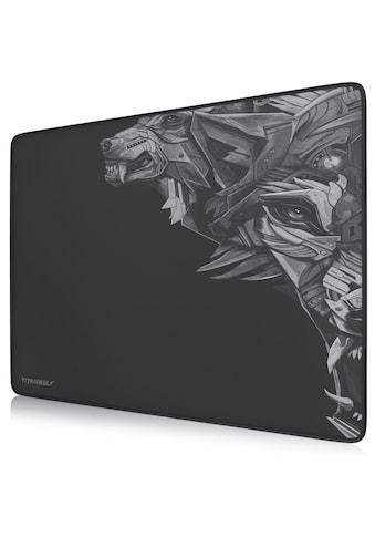 Titanwolf XL Gaming Mauspad mit 440 x 350mm kaufen