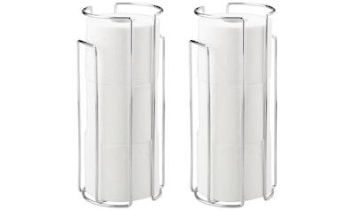 WENKO Set: Toiletten - Ersatzrollenhalter kaufen