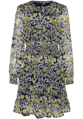Vero Moda Chiffonkleid »VMMADDY L/S SMOCK SHORT DRESS« kaufen