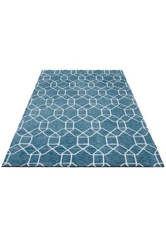 Teppich, »Edward«, Home affaire, rechteckig, Höhe 10 mm, maschinell getuftet kaufen
