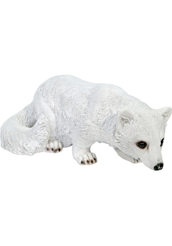 Home affaire Tierfigur »Schneefuchs« kaufen