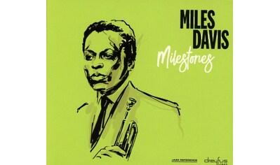 Musik-CD »Milestones / Davis,Miles« kaufen
